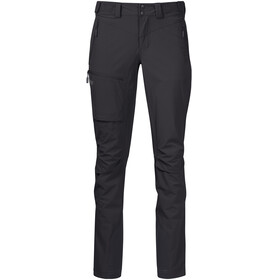 Bergans W's Breheimen Softshell Pants Solid Charcoal/Solid Dark Grey